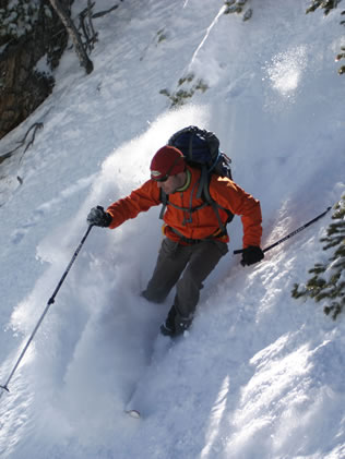 Backcountry Touring Clinic